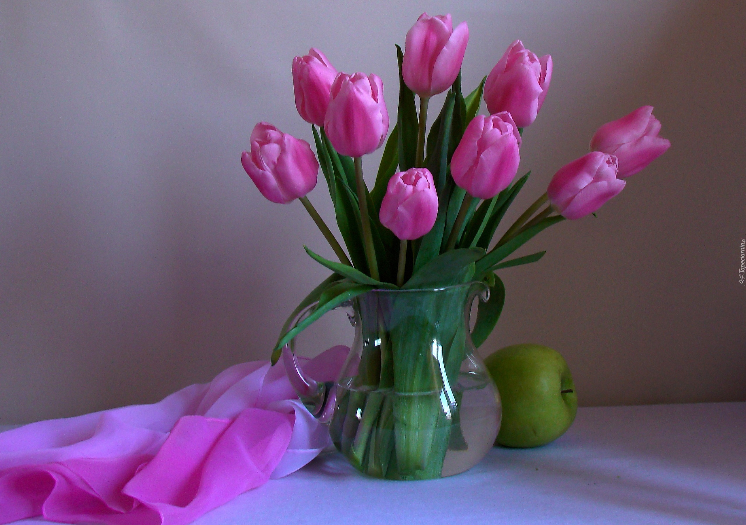 Фото тюльпаны в вазах