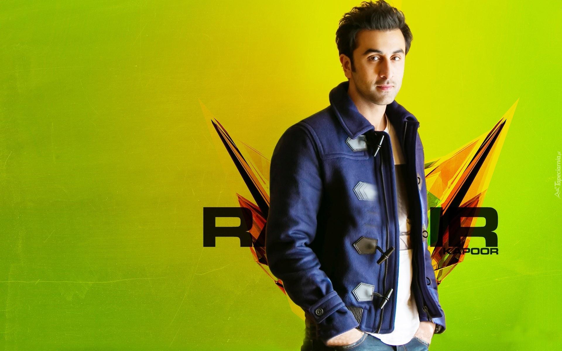 Mężczyzna, Aktor, Bollywood, Ranbir, Kapoor