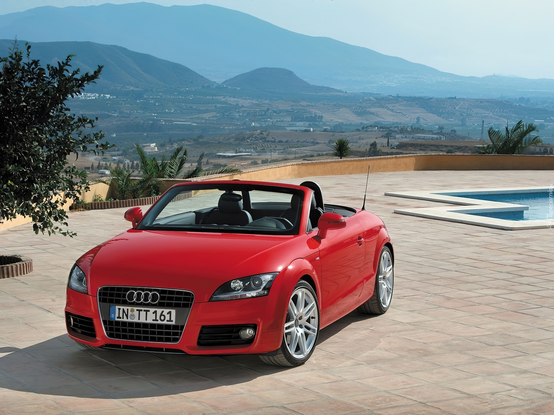 audi tt cabrio g ry. Black Bedroom Furniture Sets. Home Design Ideas
