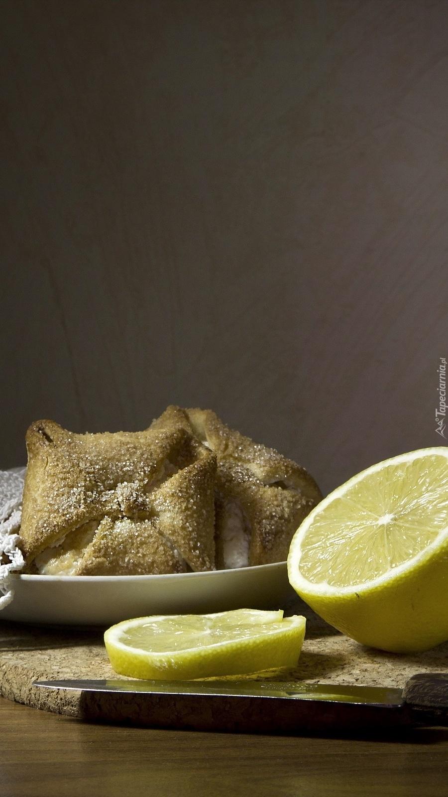 Ciasteczka i cytryna