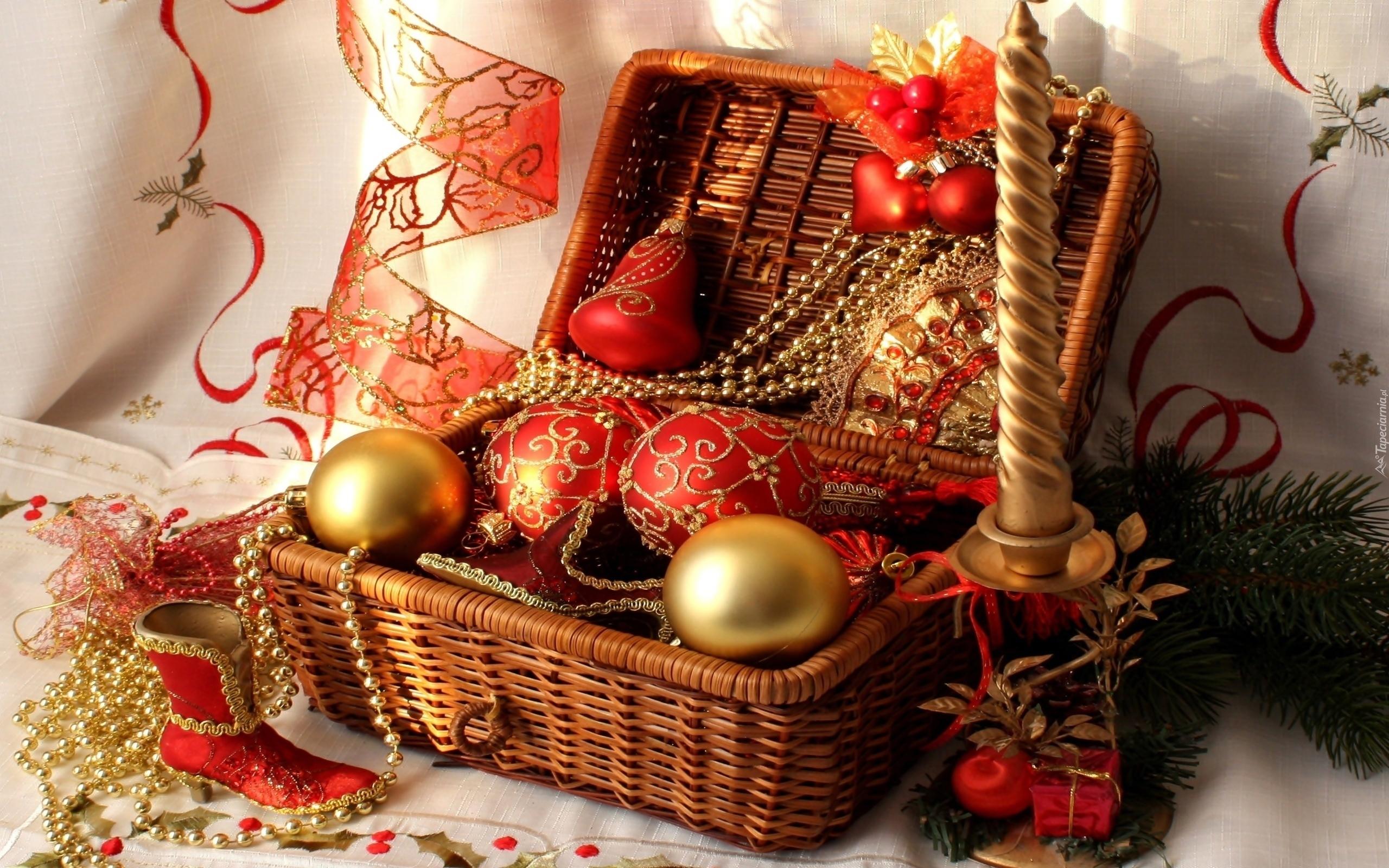 Boże Narodzenie Ozdoby Świąteczne