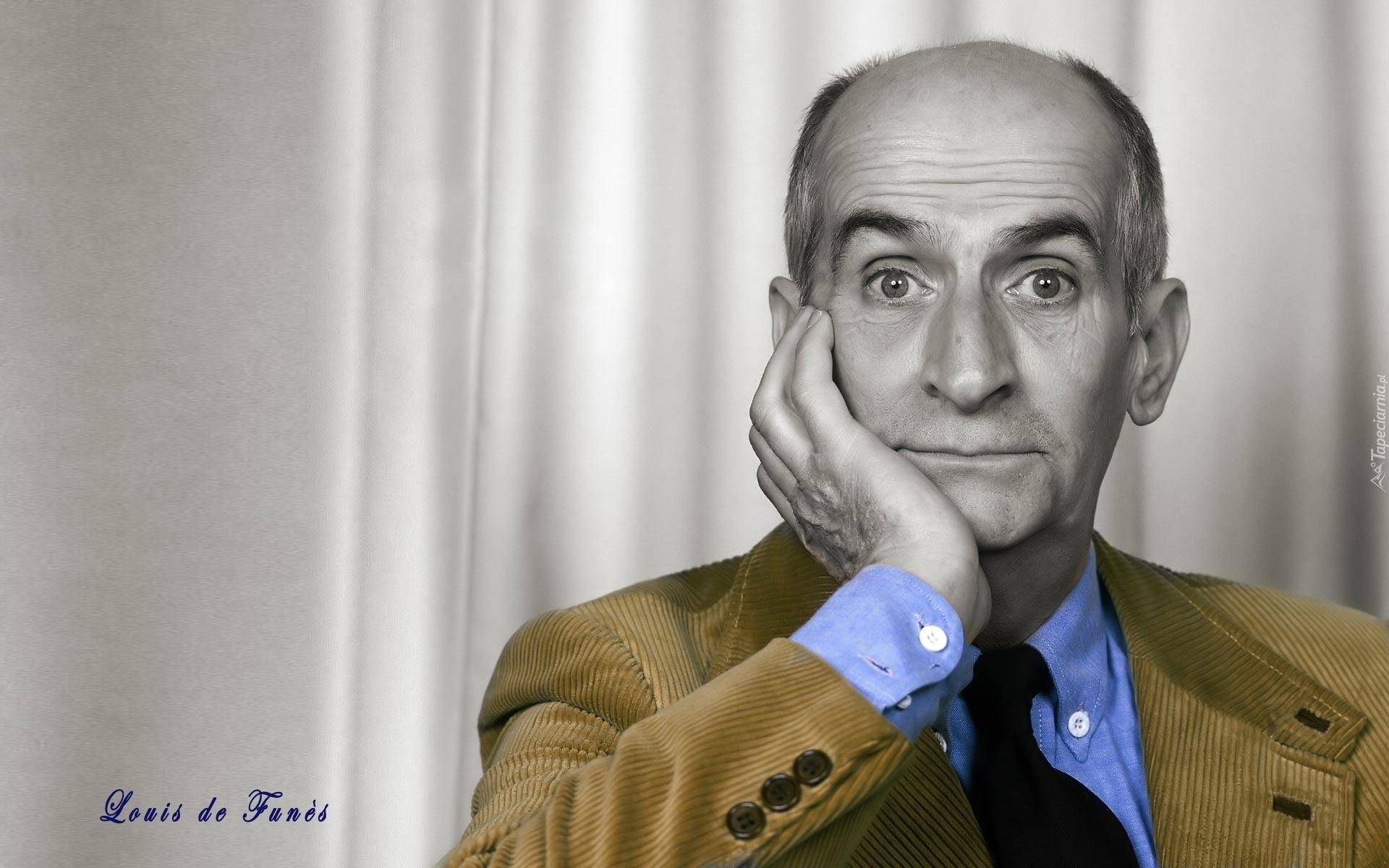 Louis de Funes, Aktor