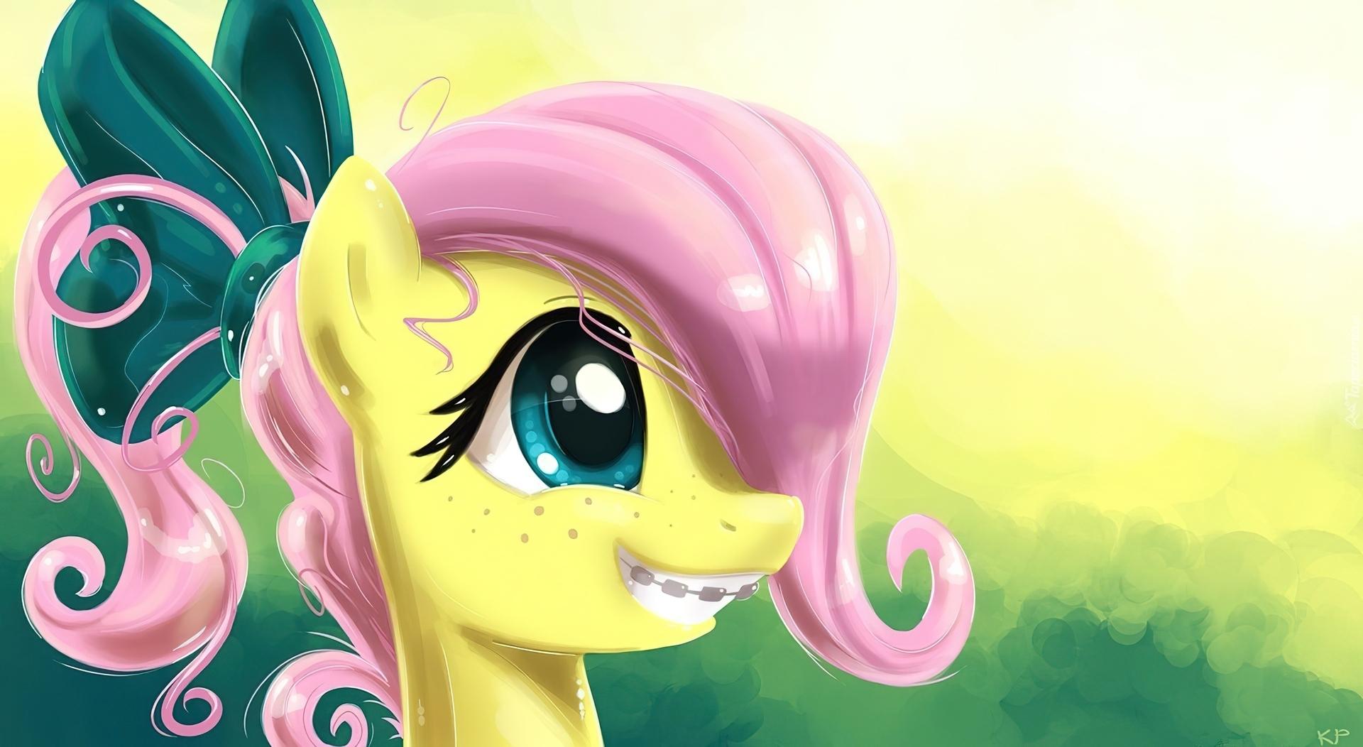 My Little Pony Przyja     To Magia  Fluttershy