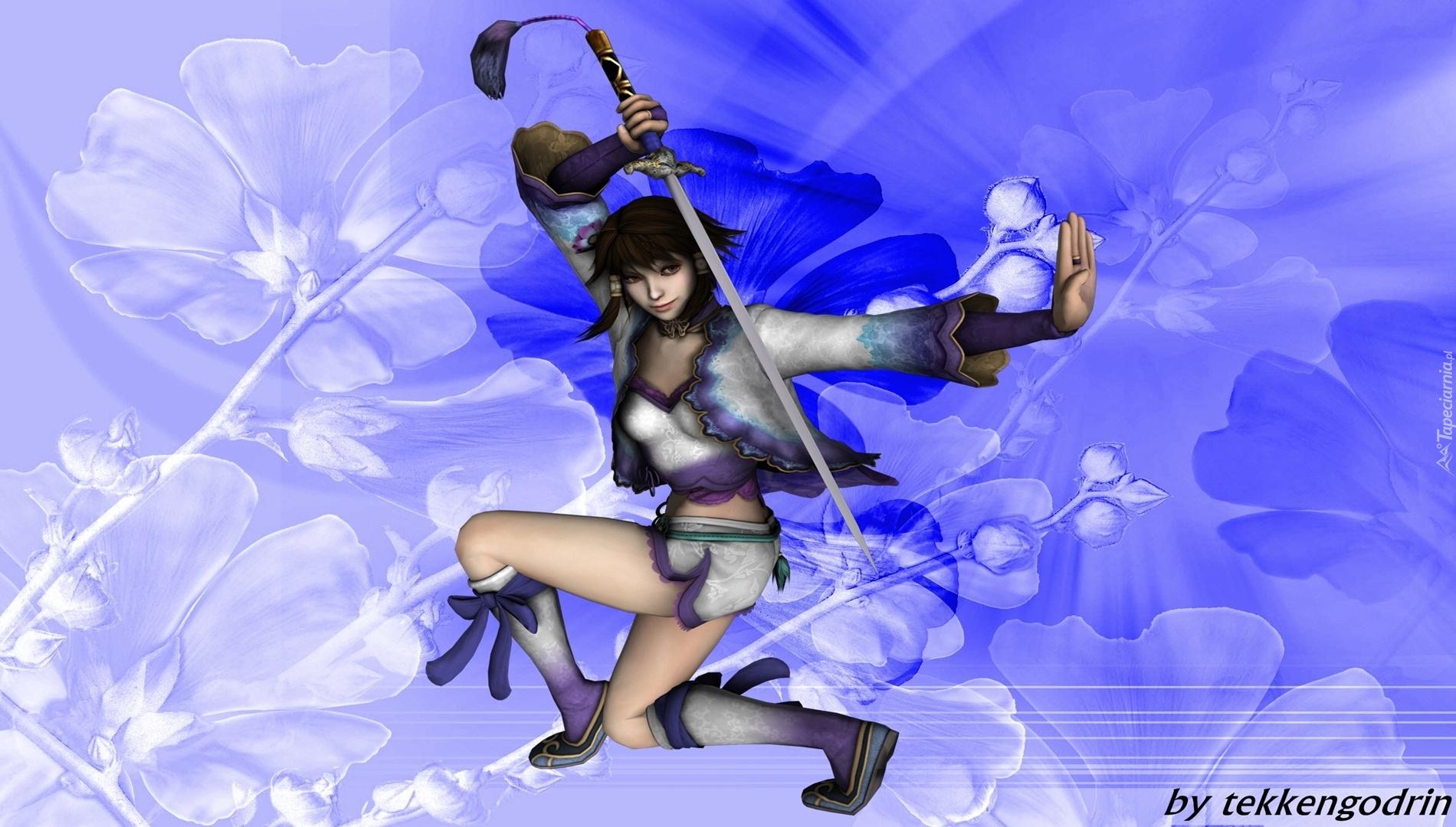 Soul Calibur IV, Xianghua, Grafika