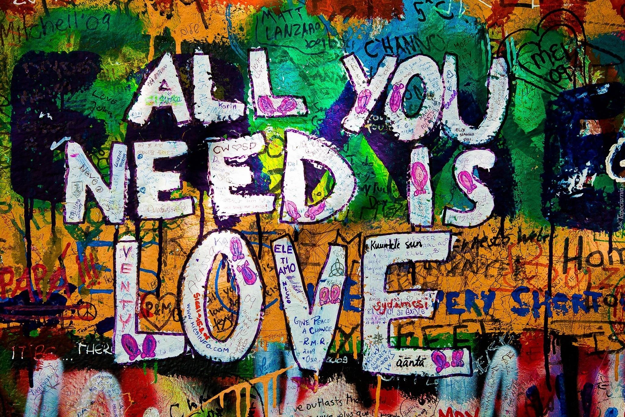 Napis Graffiti