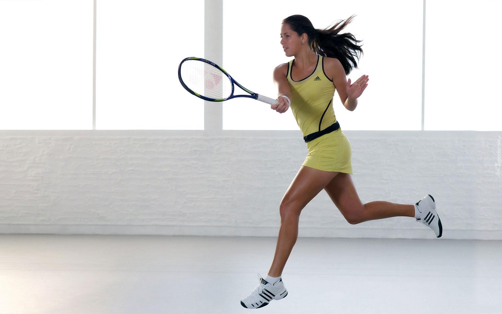 Тенисистка  № 989613 бесплатно