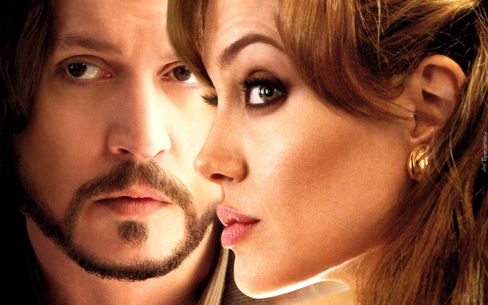 Johnny Depp Angelina Jolie Film