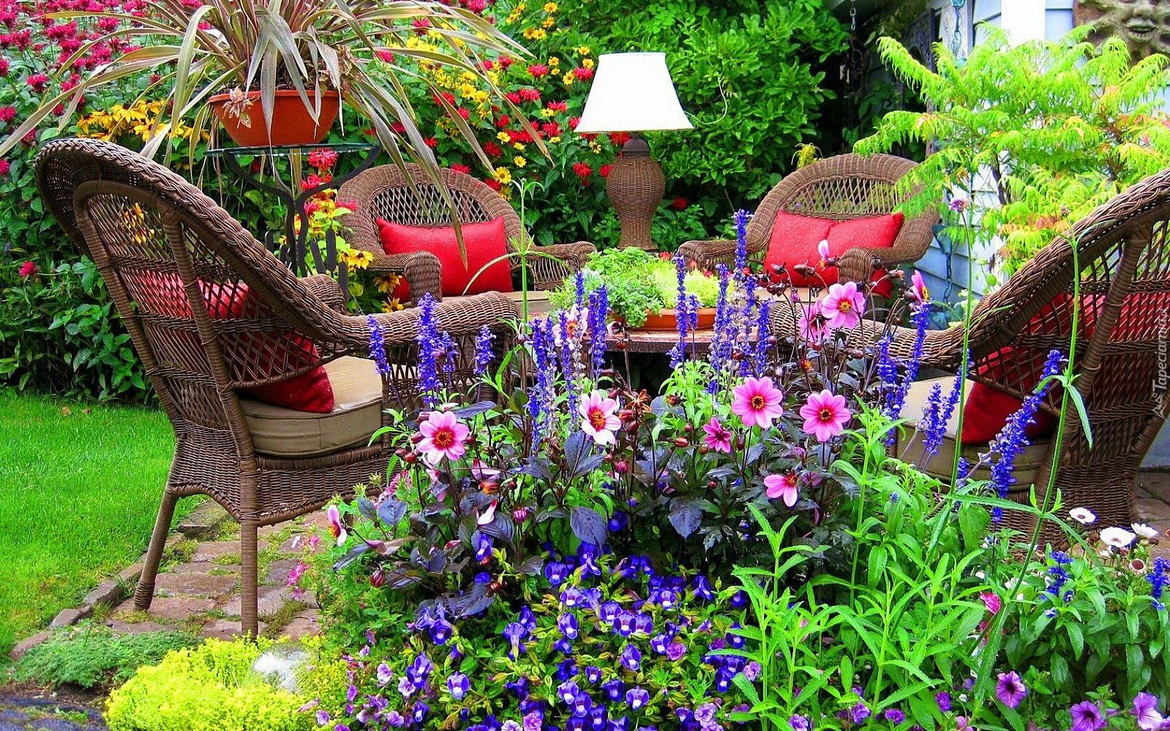 Красивые оформление цветов своими руками фото6