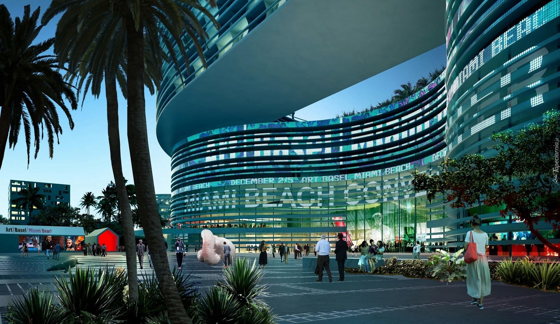 Miami centrum kongresowe palmy - Home design miami beach convention center ...