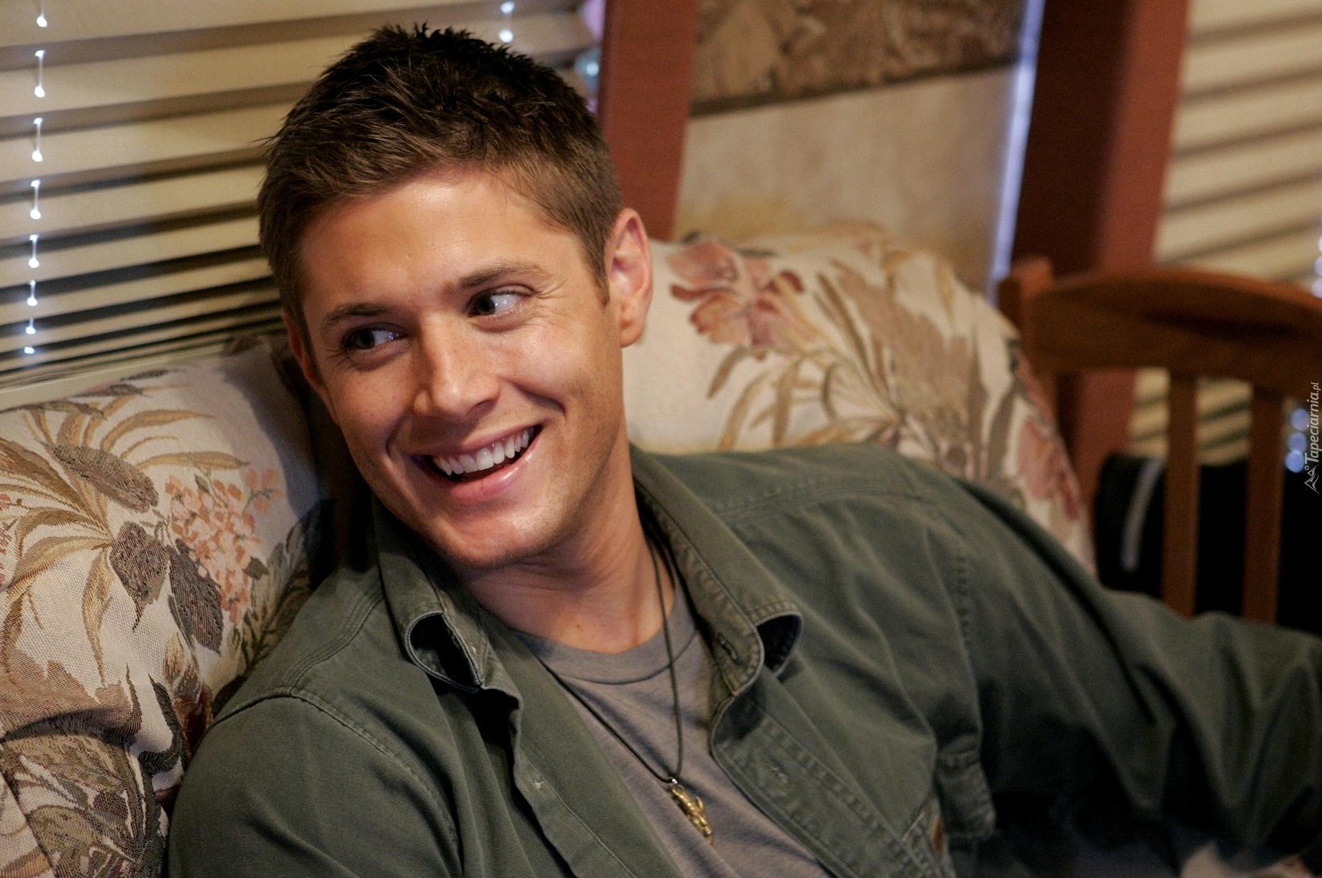 Aktor, Dean Winchester, Uśmiech