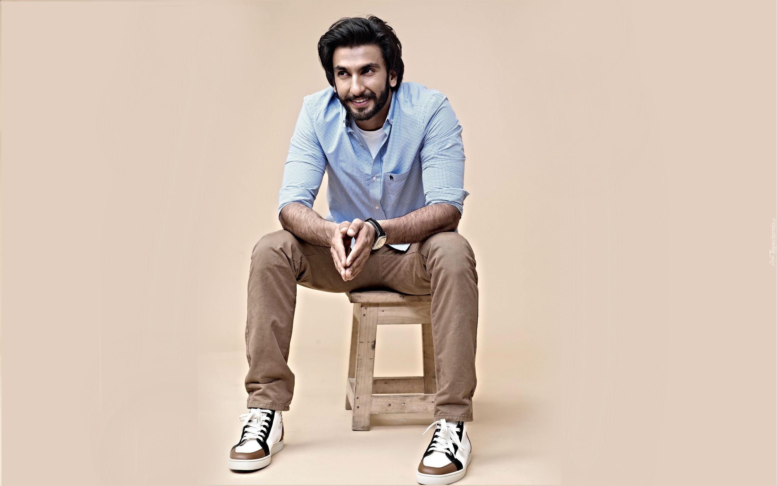Mężczyzna, Aktor, Bollywood, Ranveer, Singh