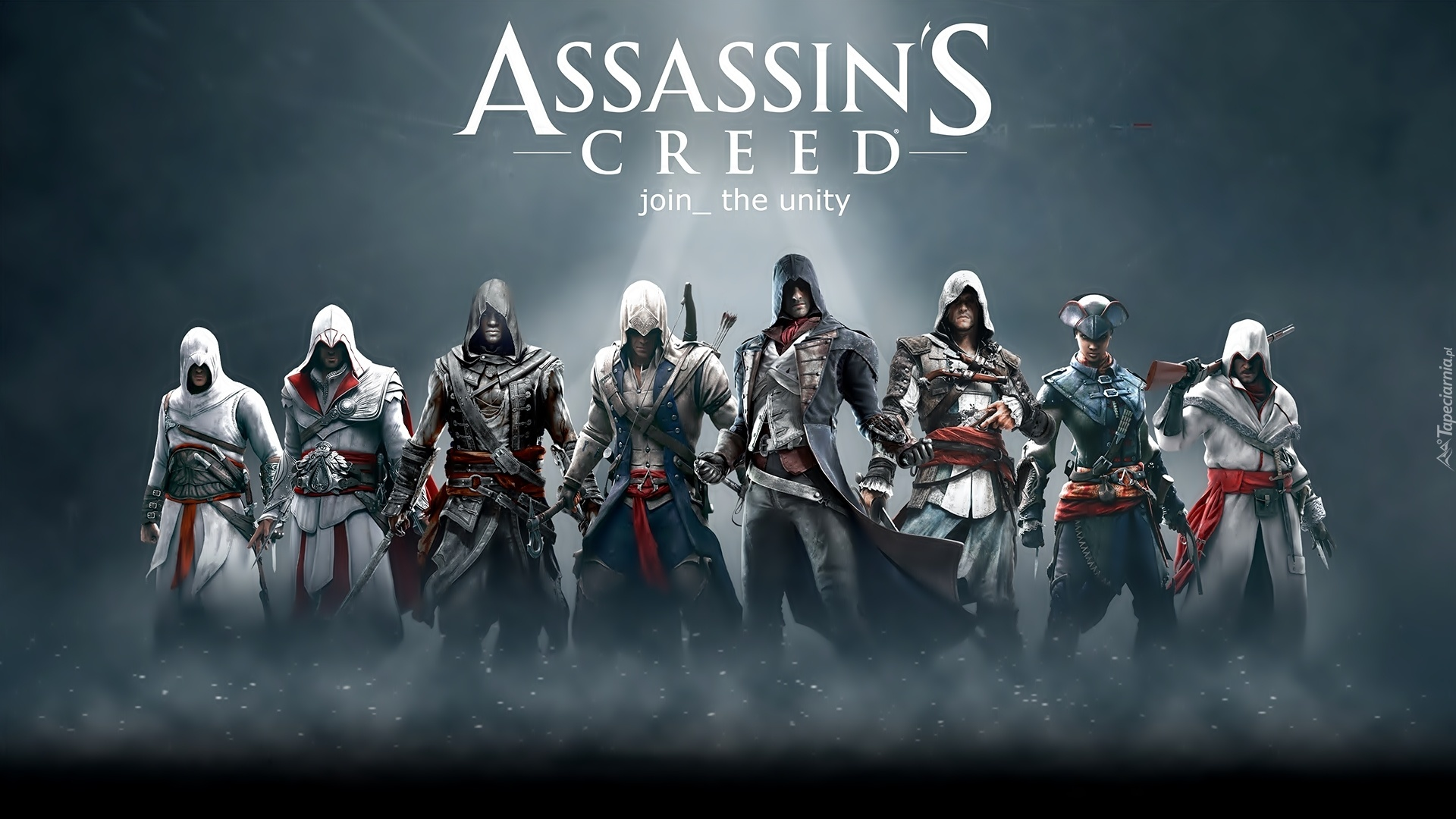 Assassins Creed, Unity: tapeciarnia.pl/230189_assassins_creed_unity.html