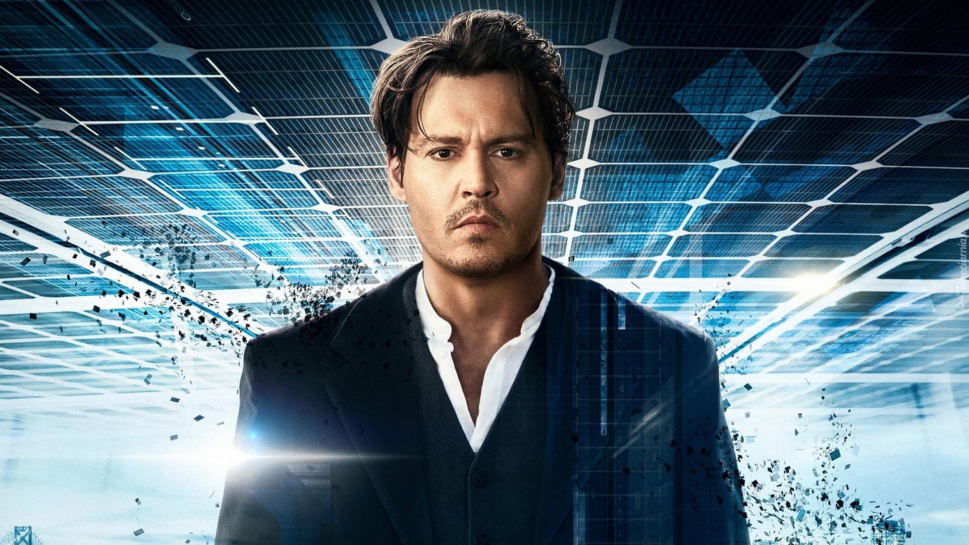 Mężczyzna, Johnny Depp, Aktor