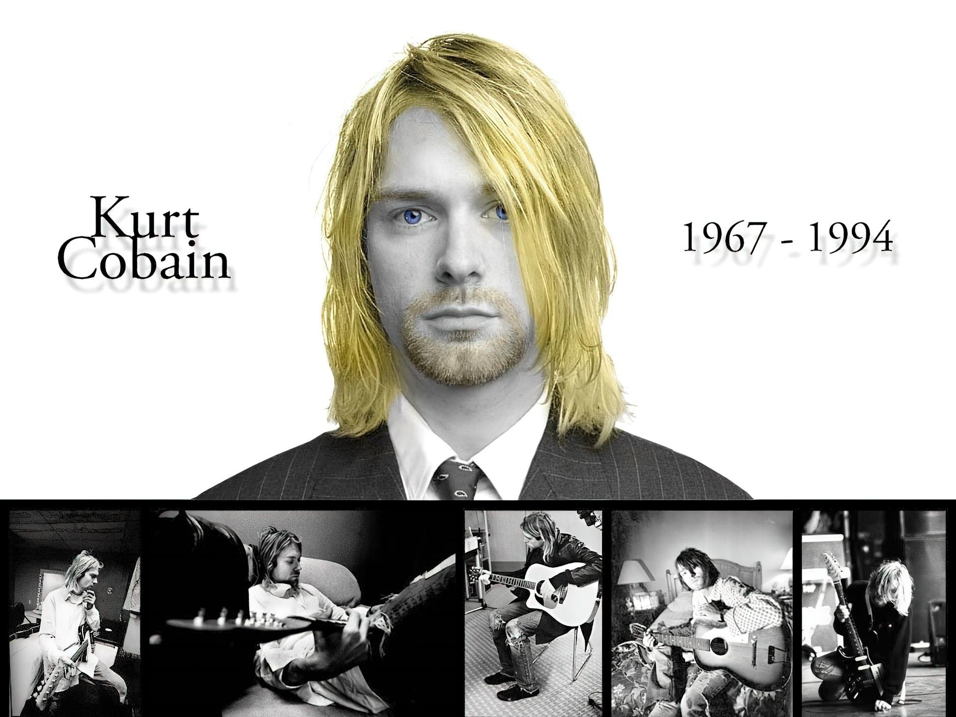 Nirvana,Kurt Cobain
