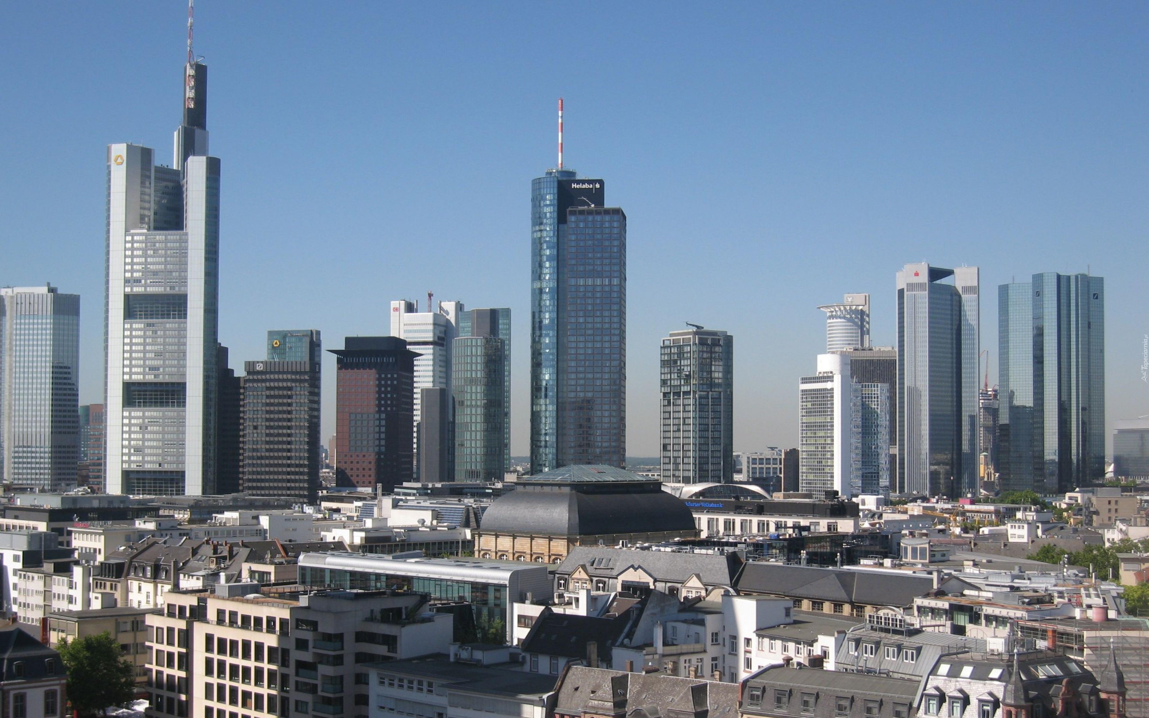 страны архитектура Франкфурт-на-Майне Германия  № 1468019 загрузить
