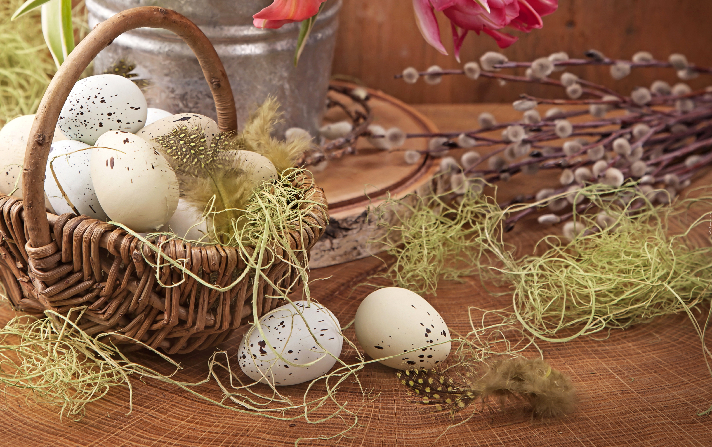 пасха яйца корзина  № 3923008  скачать