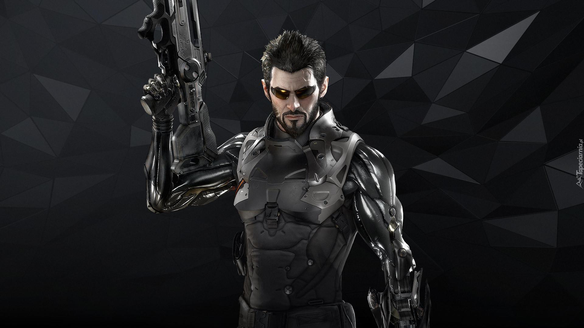 Deus Ex: Rozłam Ludzkości, Deus Ex: Mankind Divided, Adam