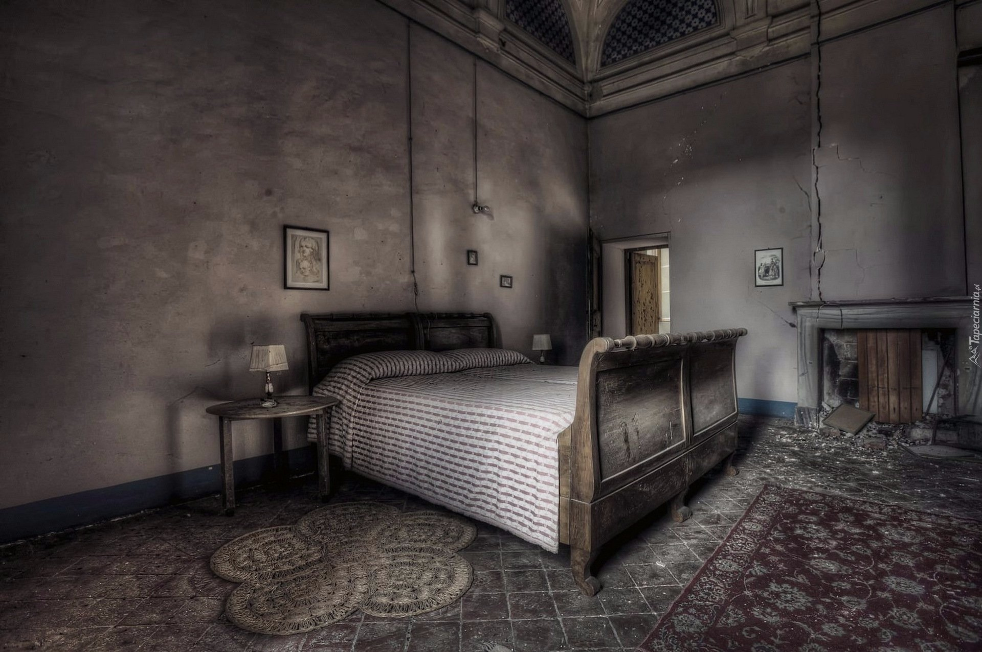 Lozko sypialnia