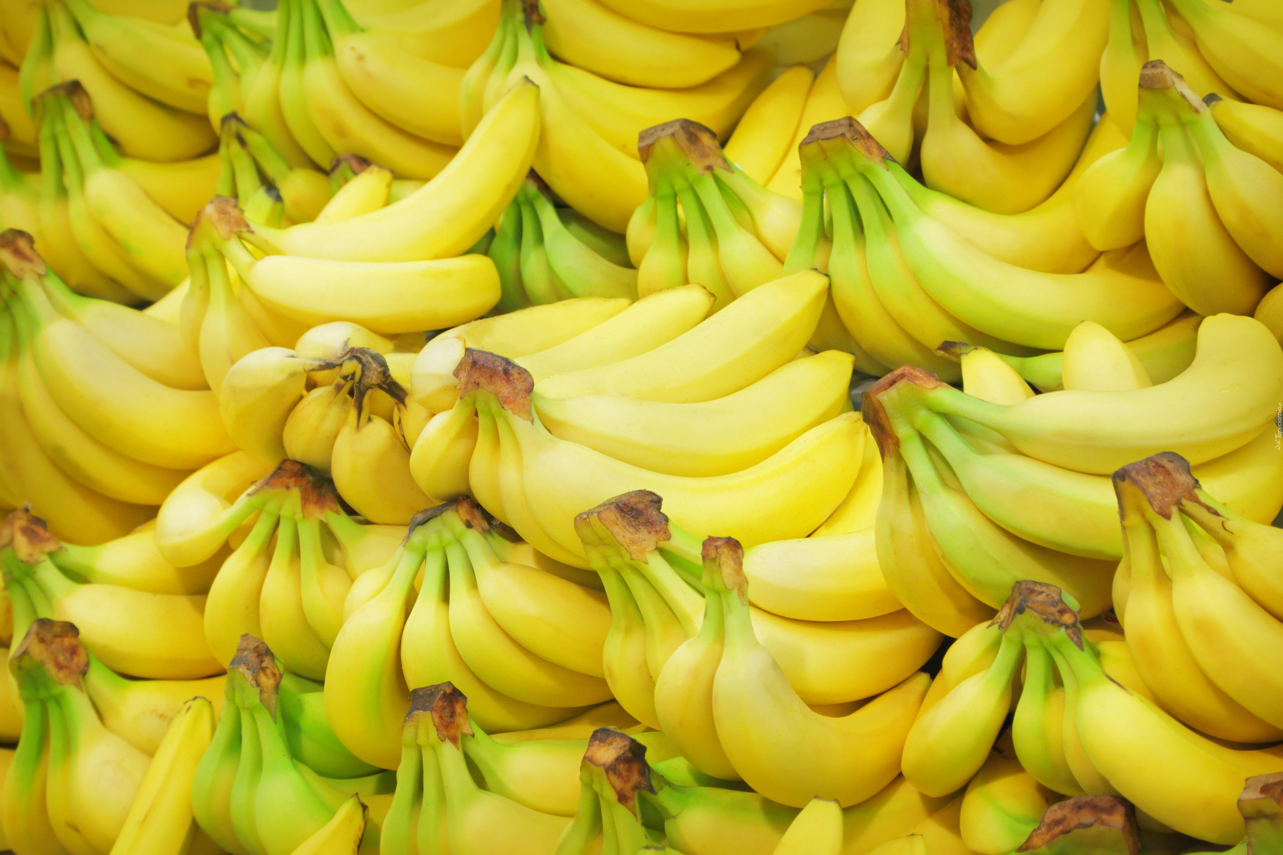 Dojrzałe, Banany