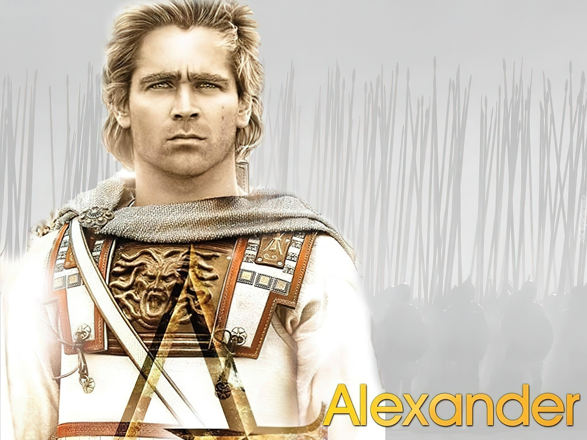Alexander, Colin Farre...