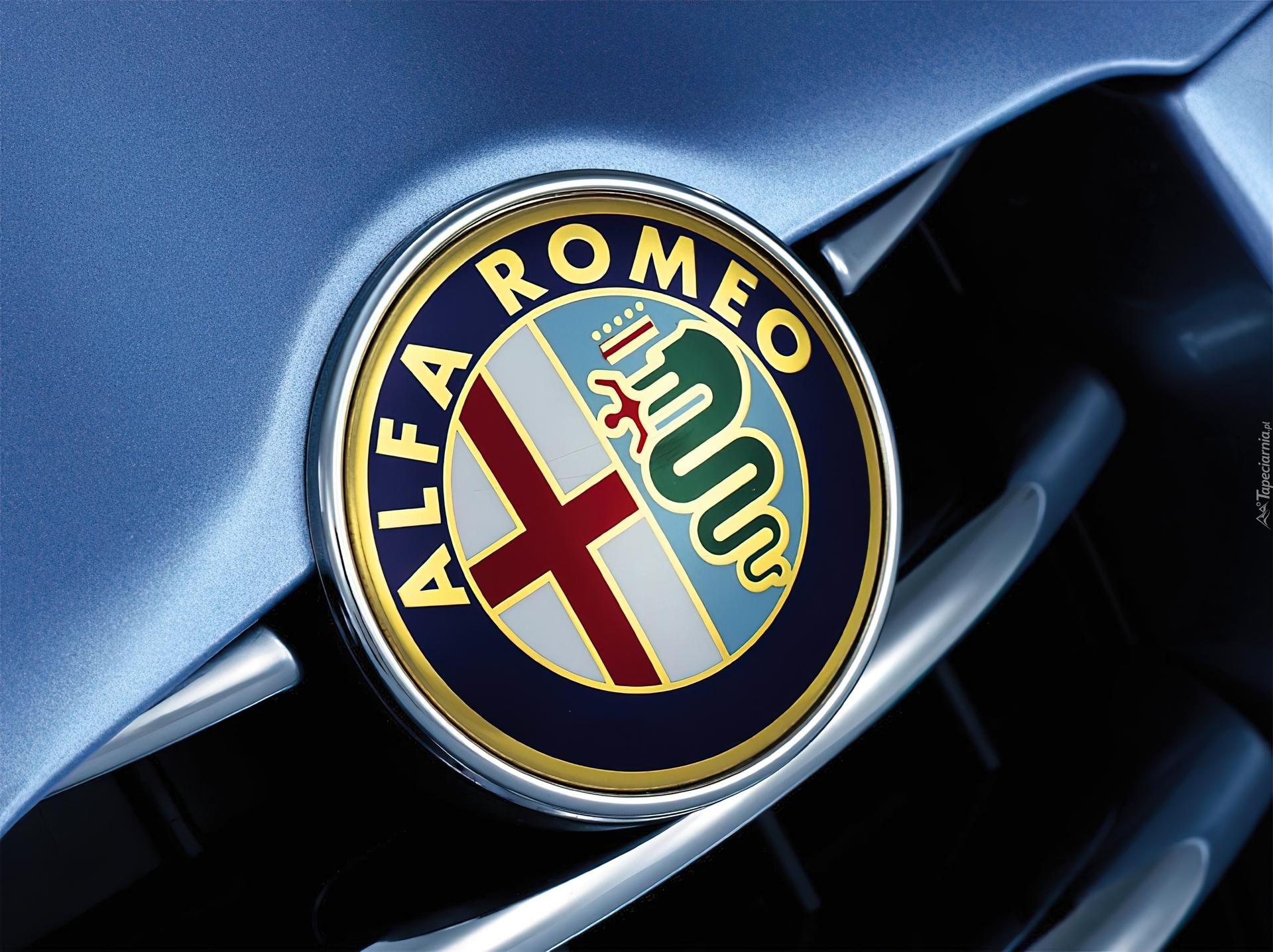 Alfa romeo emblemat 7
