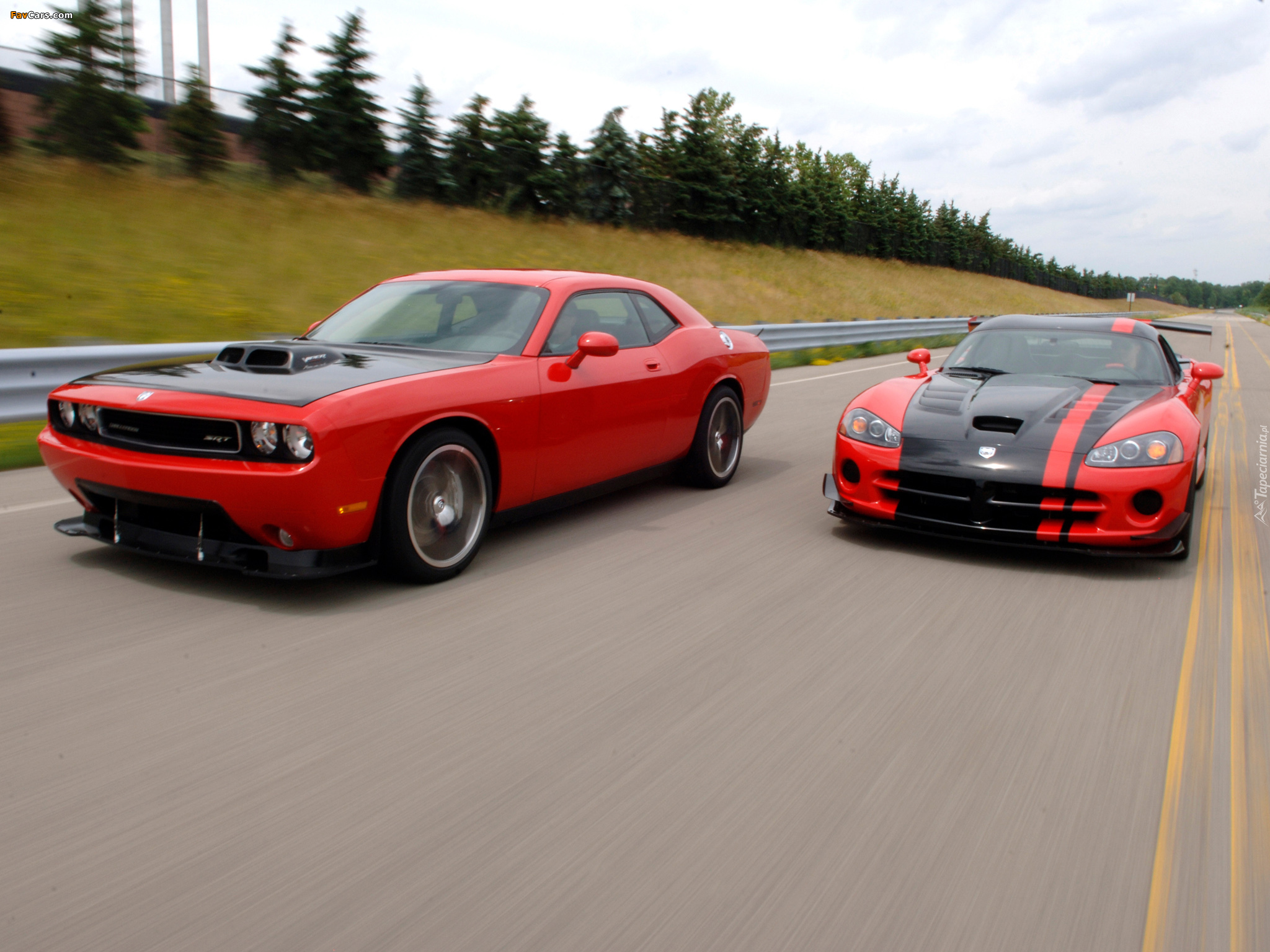 Chrysler viper vs dodge viper #2