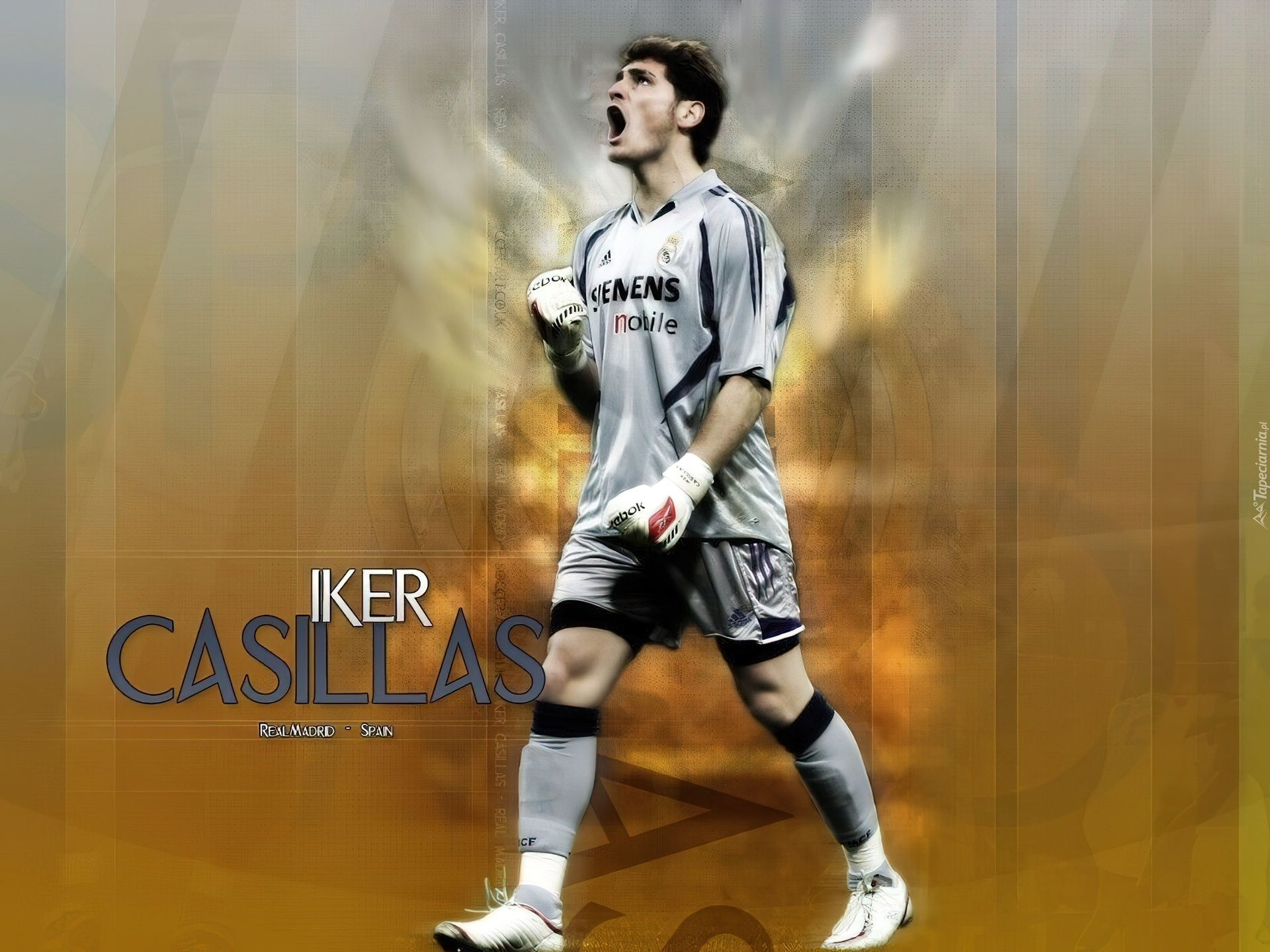 Iker Casillas  Real Madryt