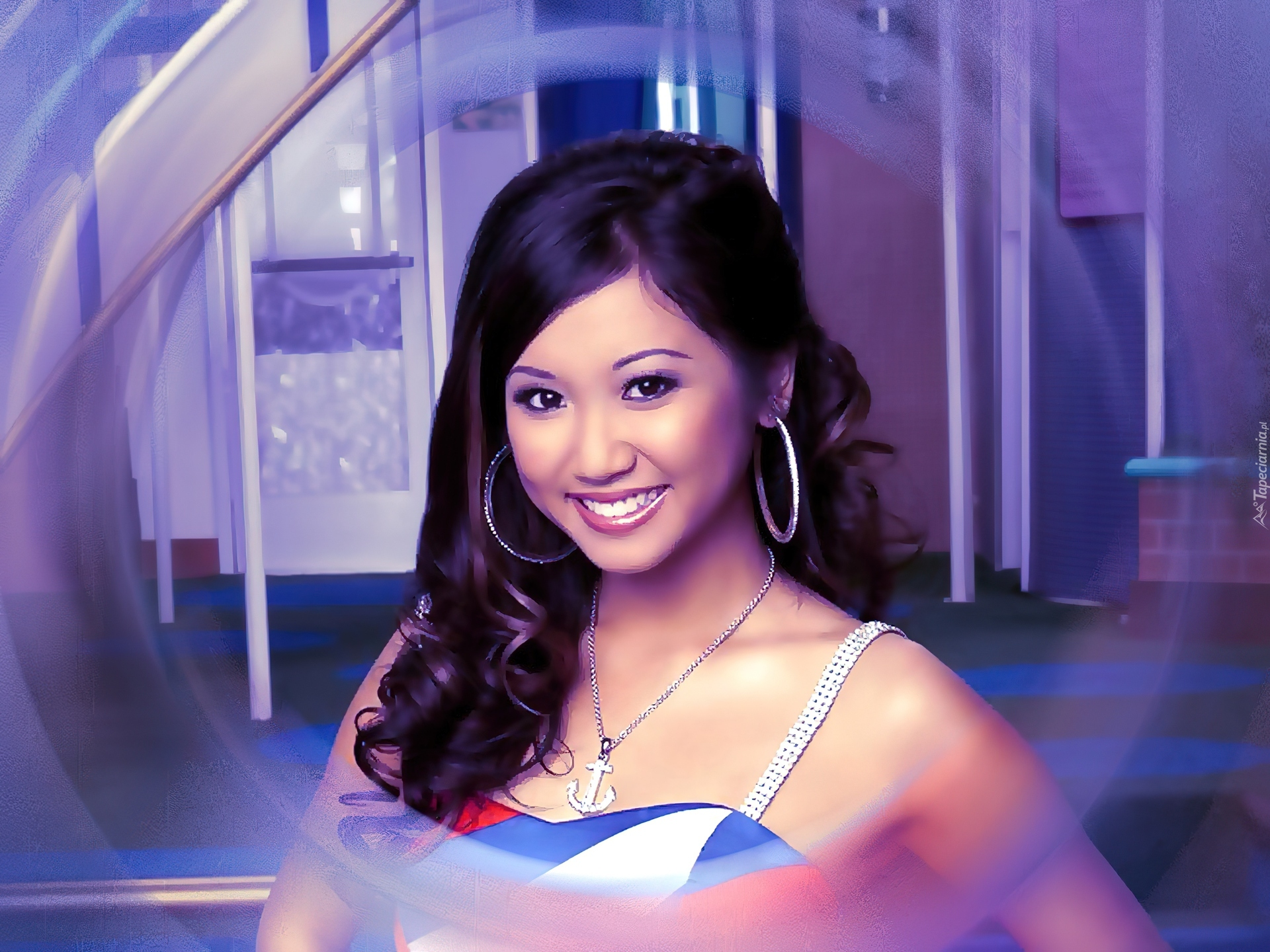 Tapety : Brenda Song