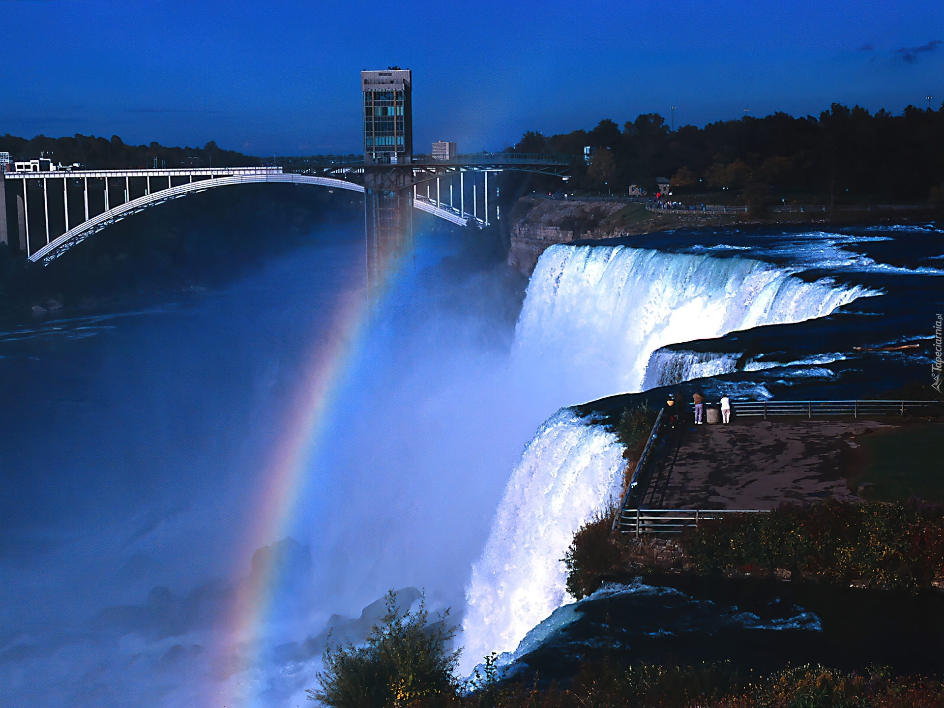 Niagara Falls Ameryka Ska Cz