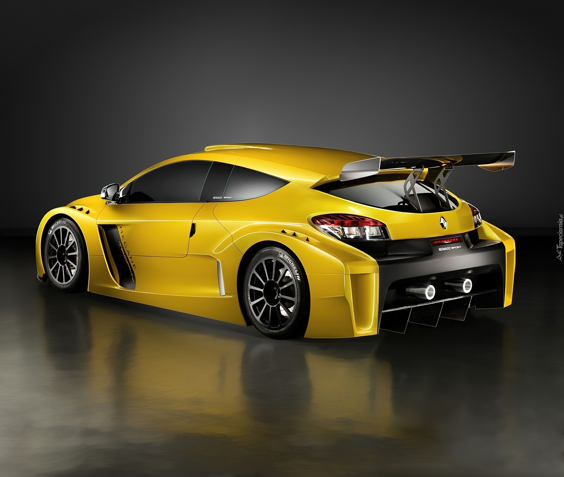 Renault Sport: Renault Megane Sport, Wirtualny, Tuning
