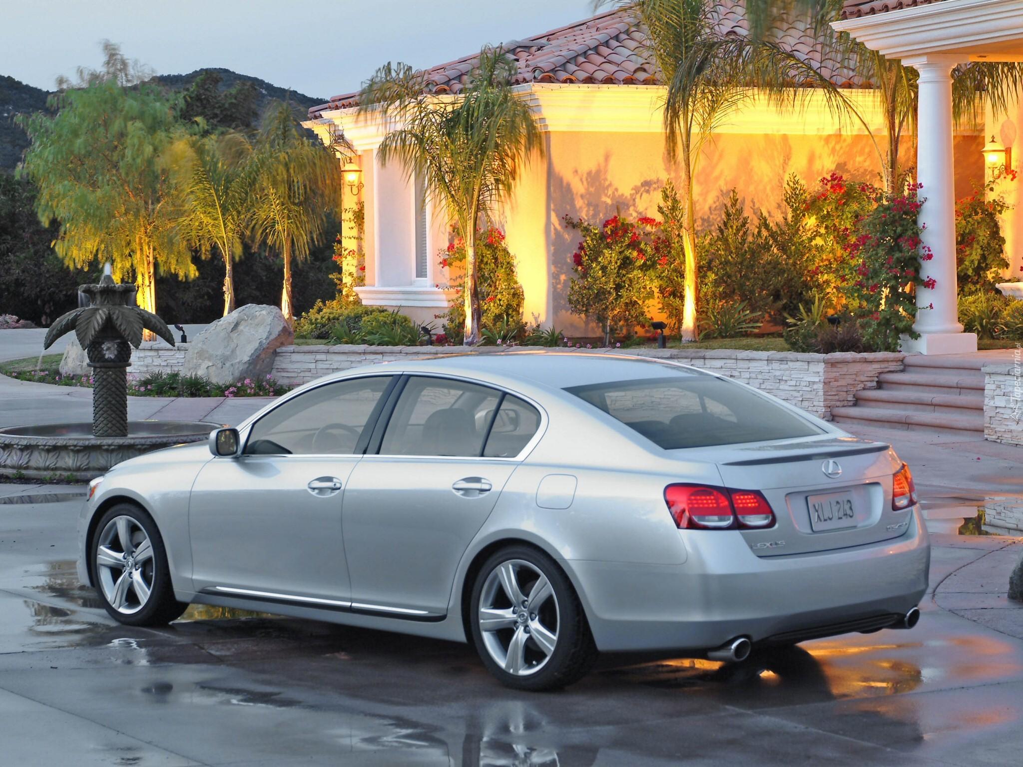 фото.  Lexus GS.  Случайное.