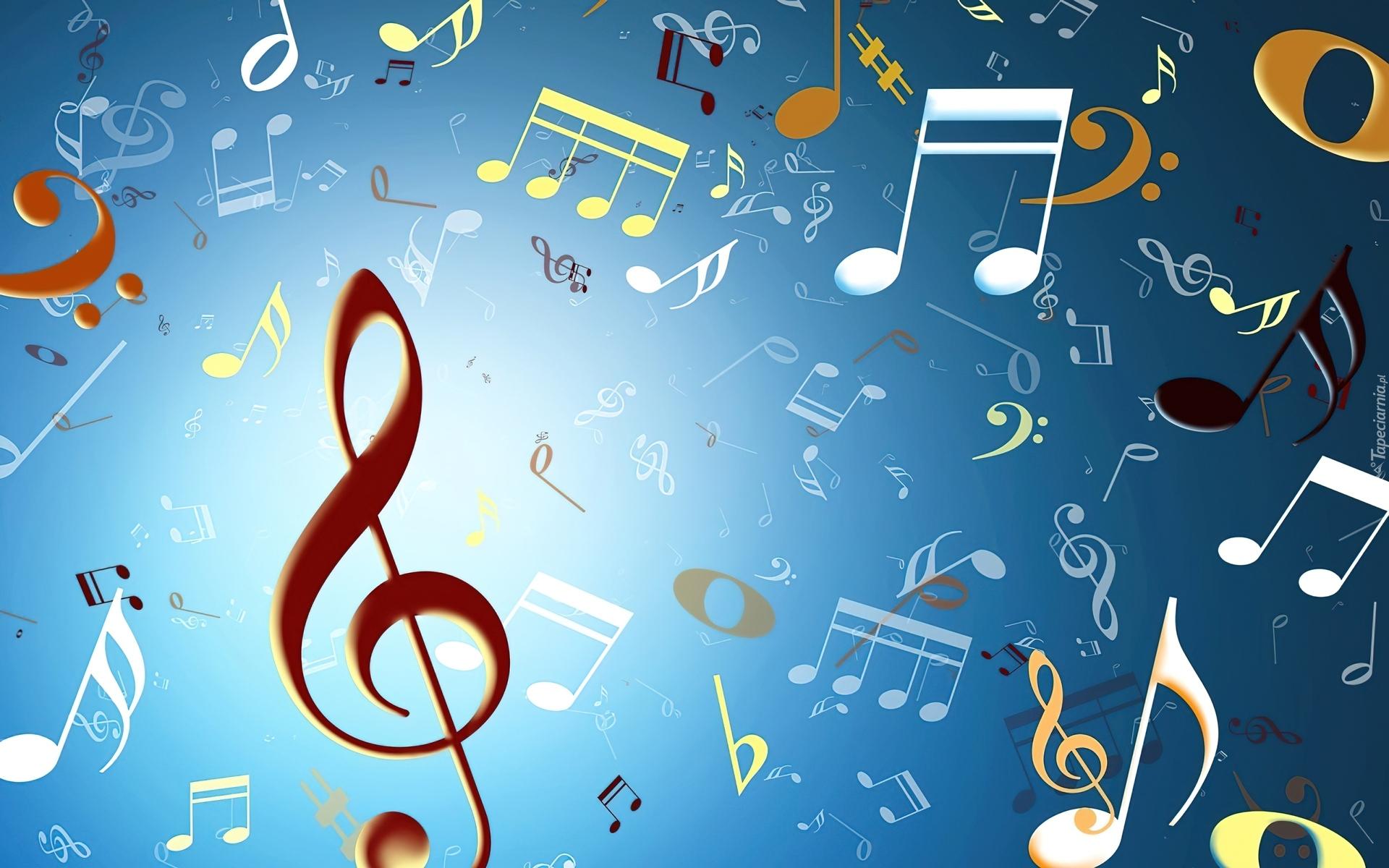 Różne, Nuty, Muzyka