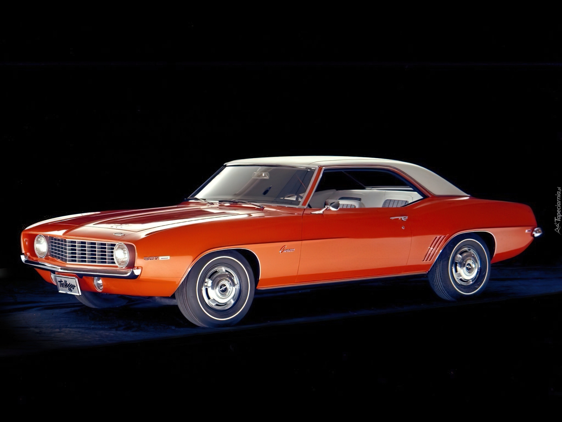 Chevrolet Camaro 327 Coupe 1969 - Ав…
