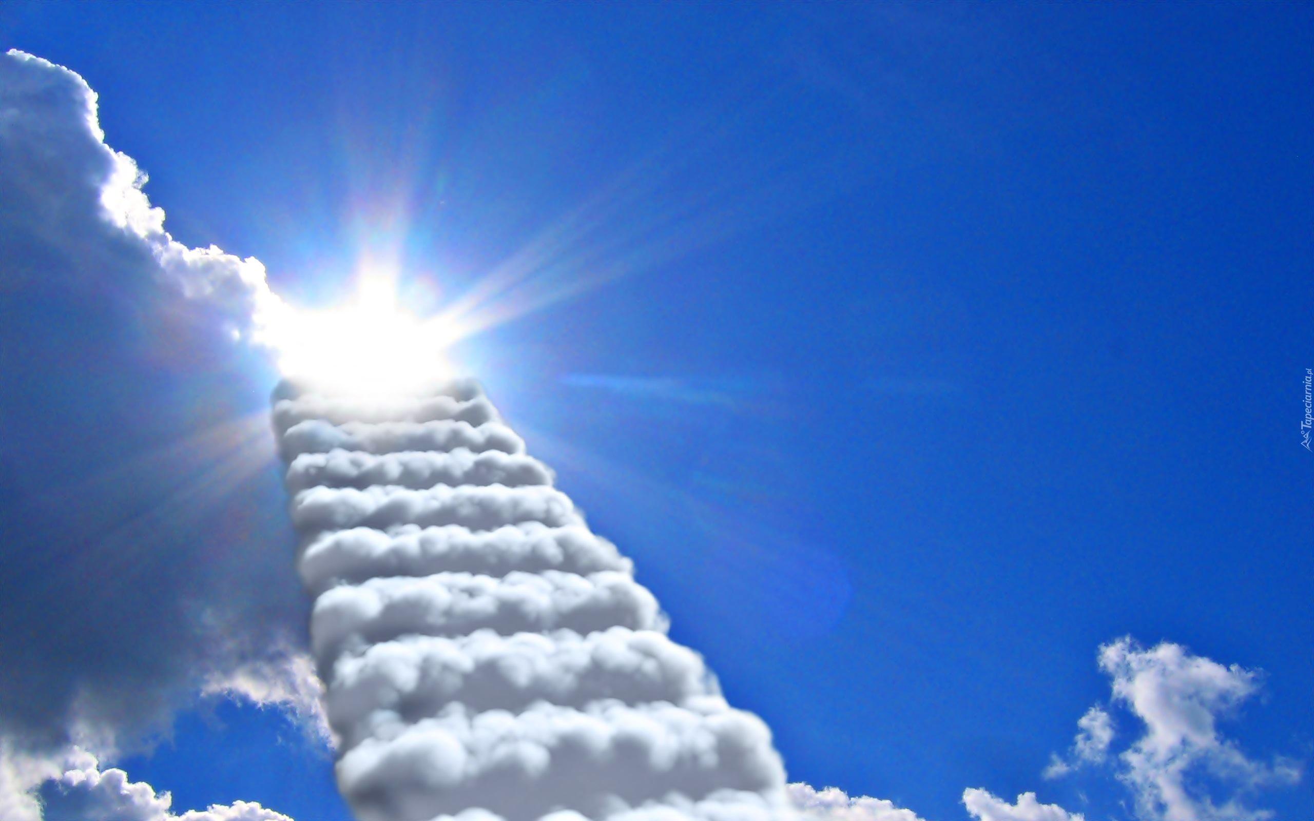 Znalezione obrazy dla zapytania niebo