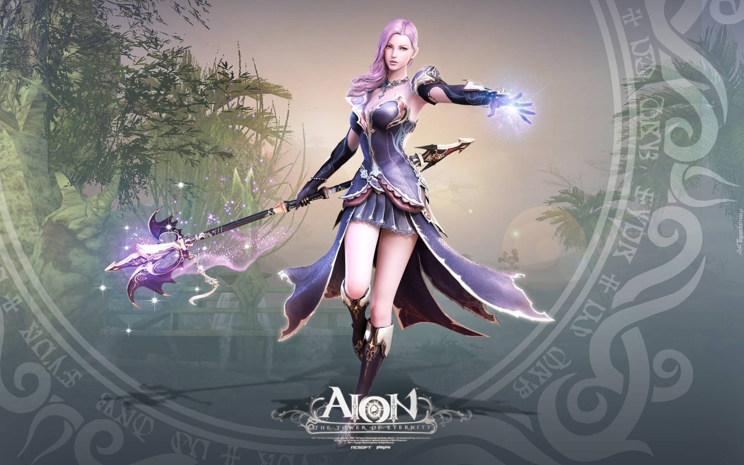 tapety   aion  the tower of eternity