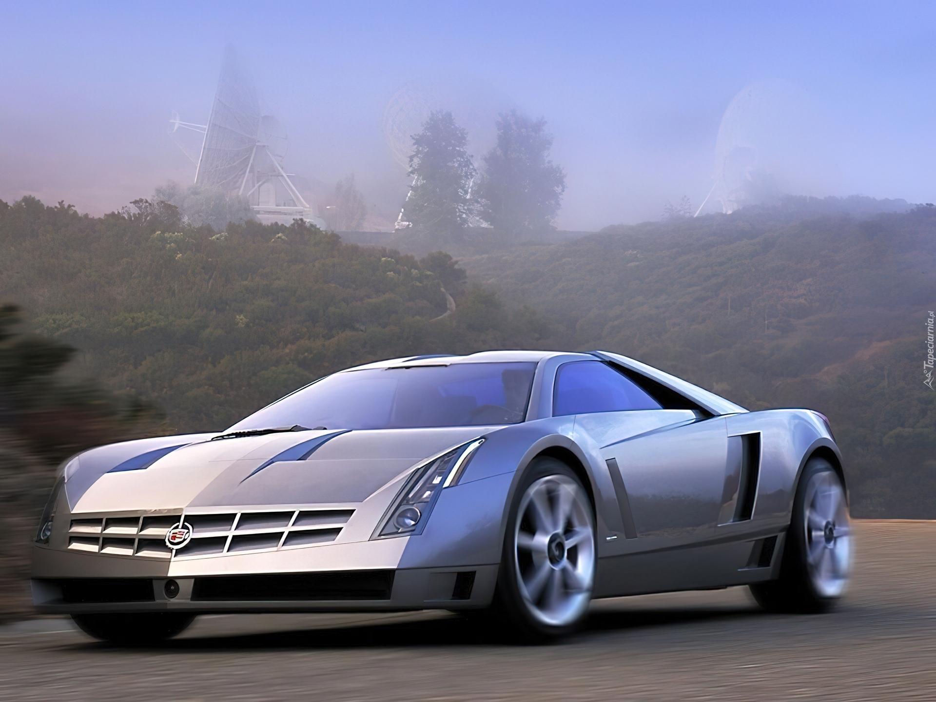 2002 Cadillac Cien Concept wallpaper…