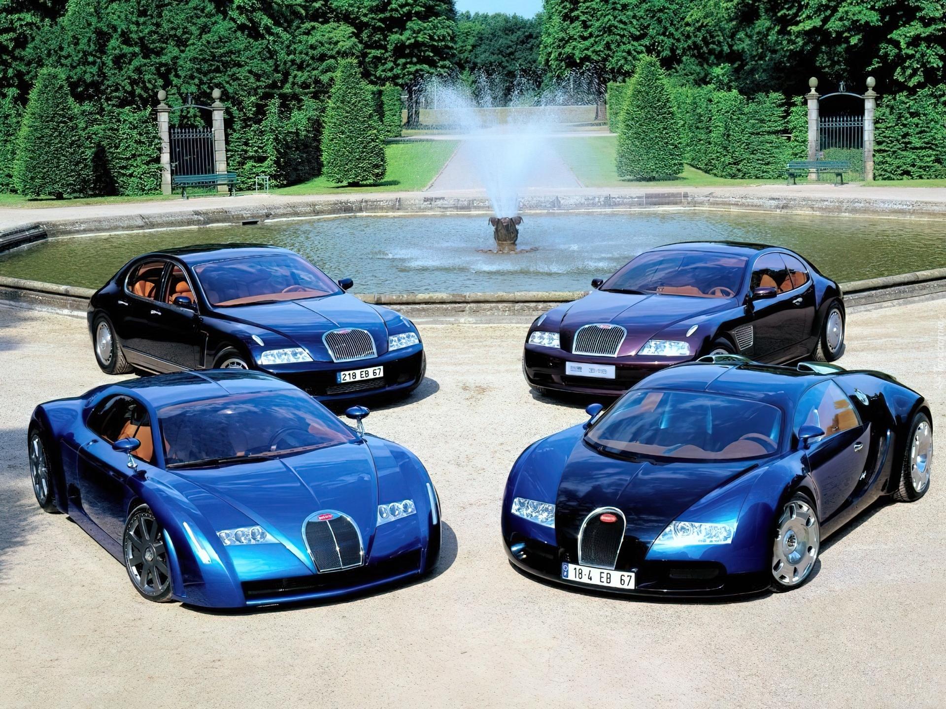 AutoSmug.com - Bugatti Group