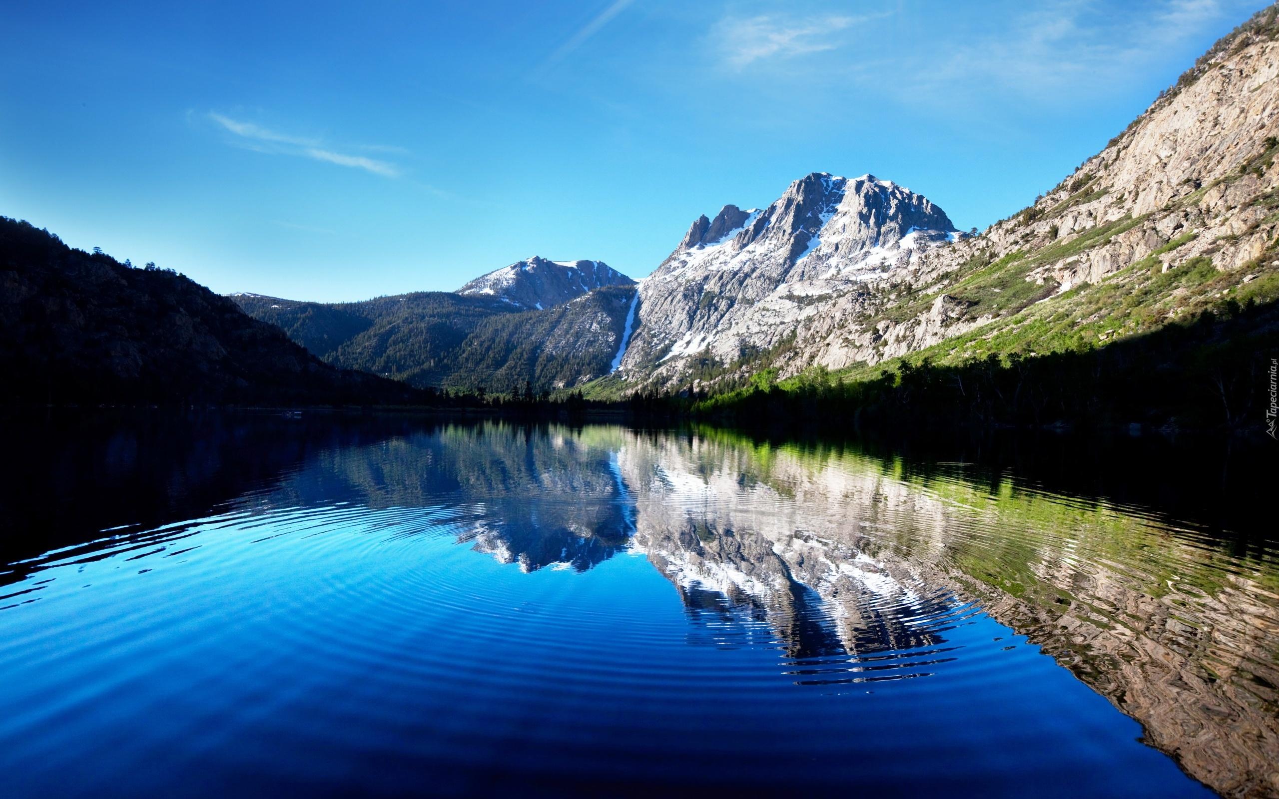 Озеро на горе  № 2948794 без смс