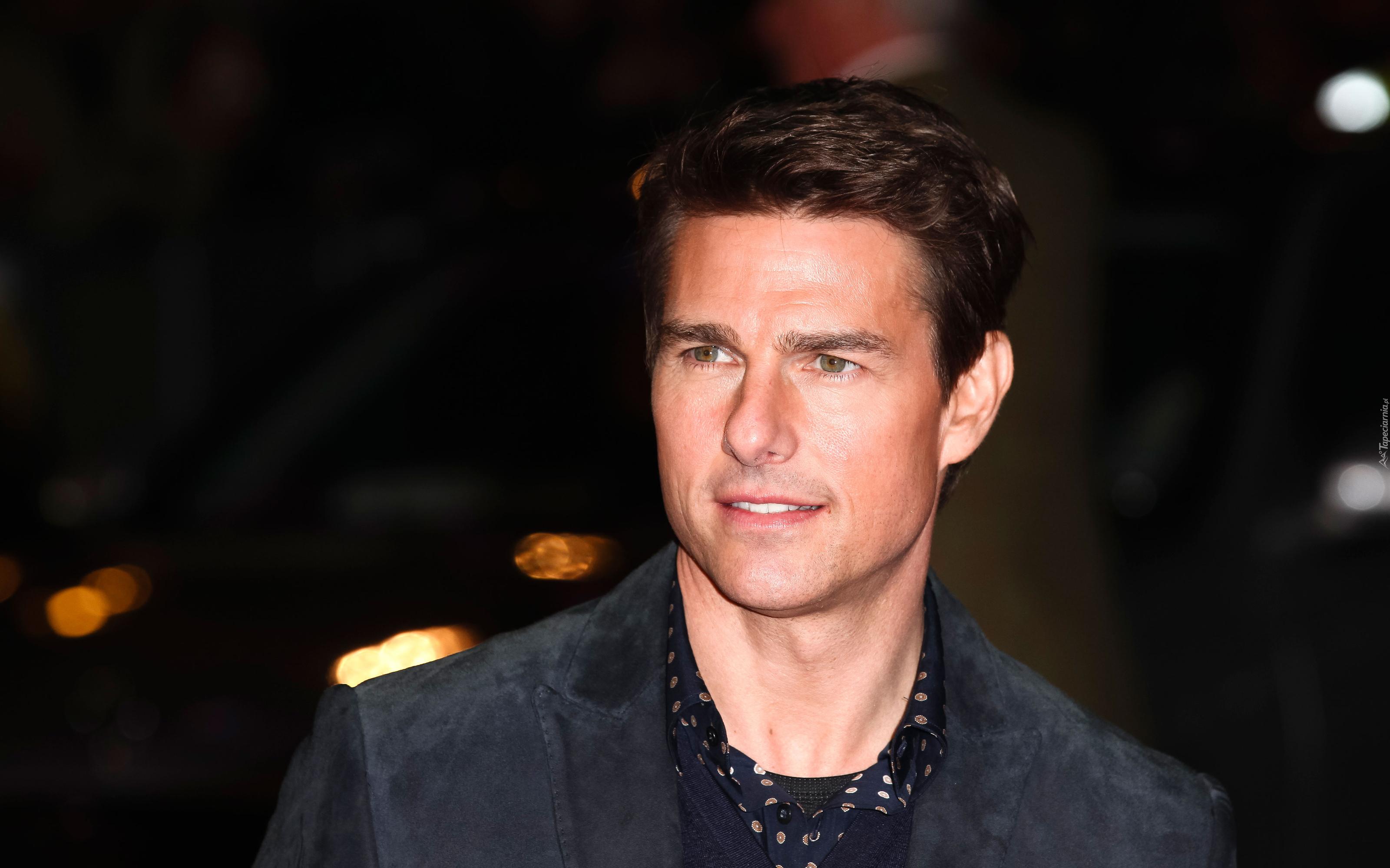 Amerykański aktor i producent Tom Cruise