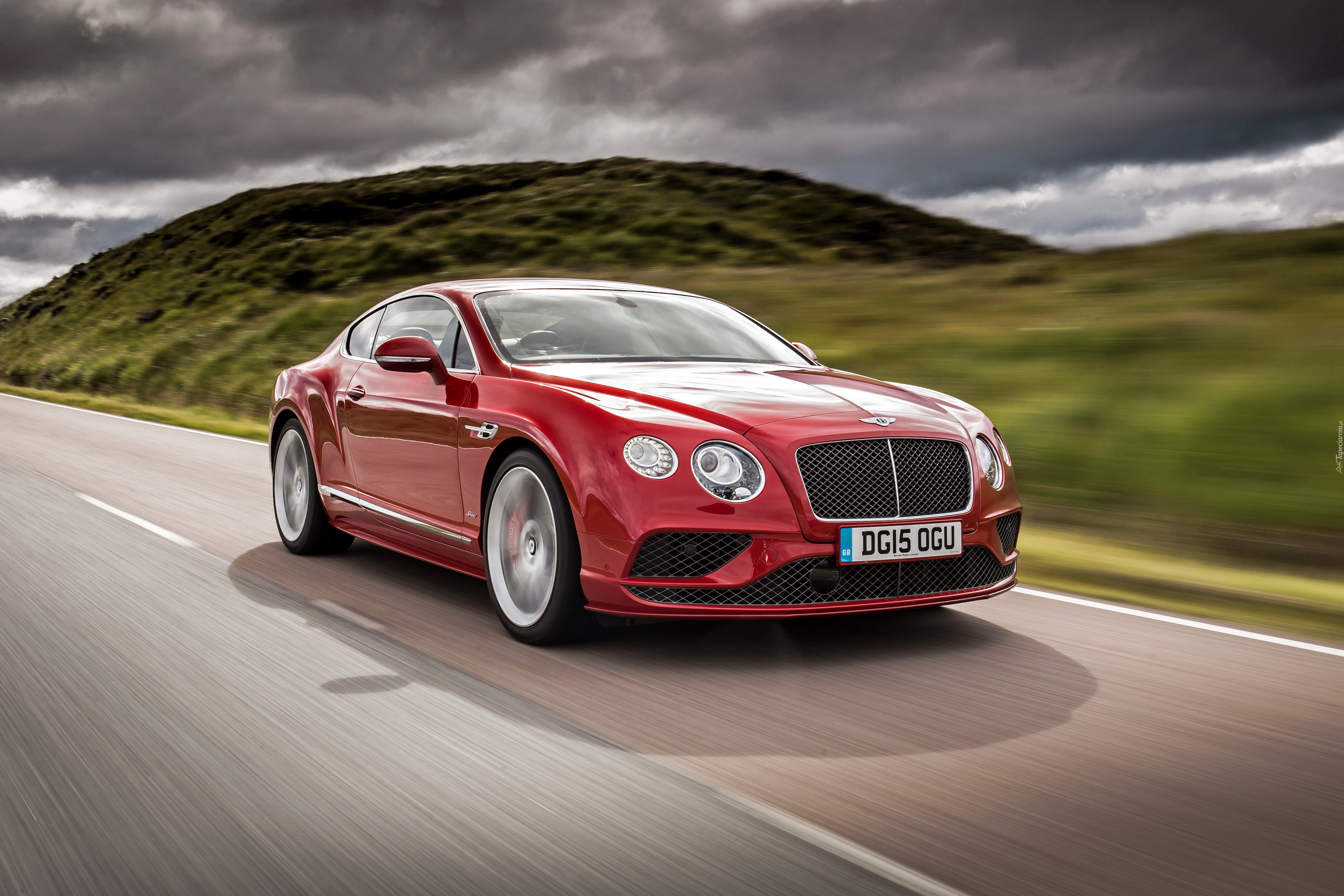 Bentley Continental GT V8 S, 2015
