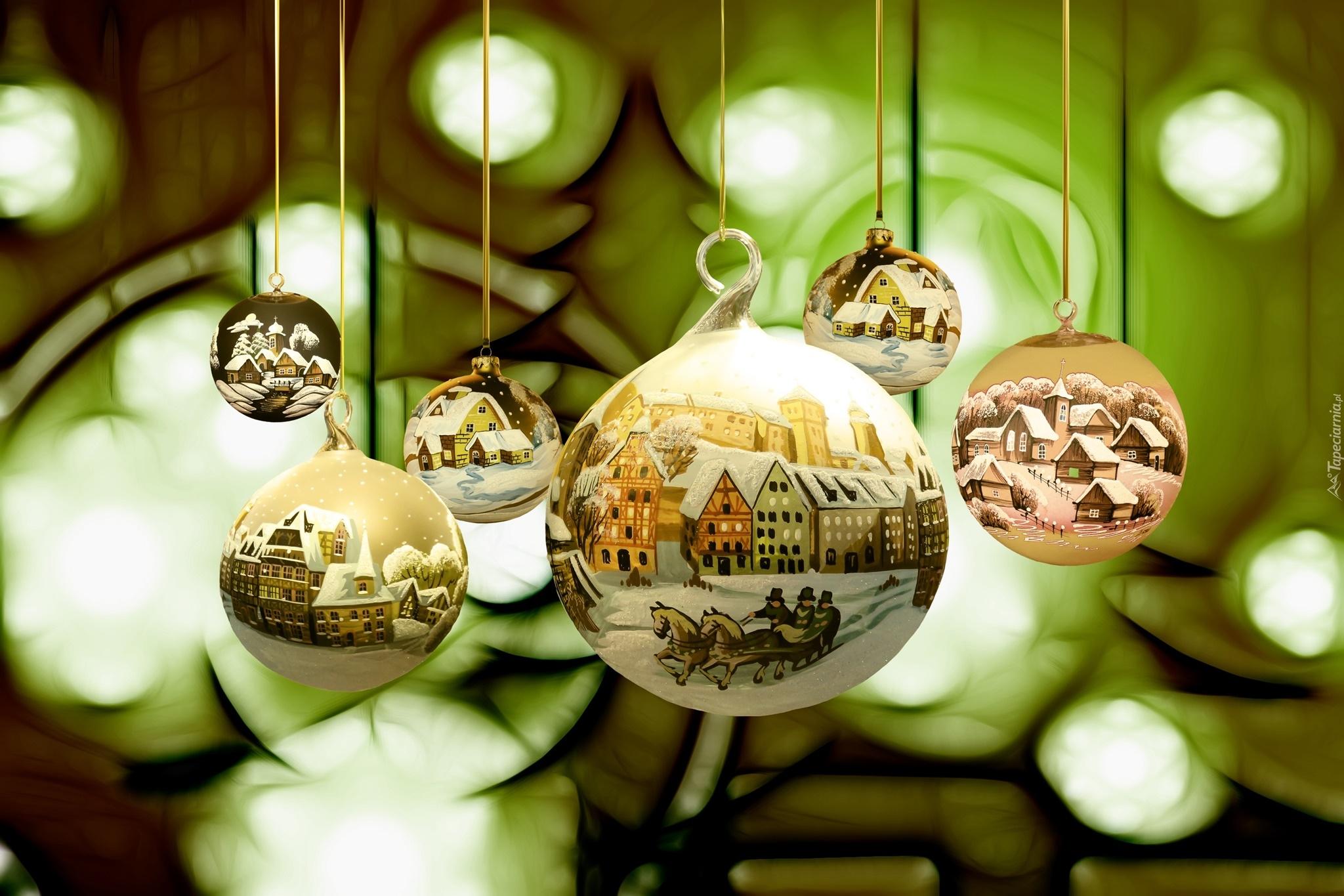 Bo onarodzeniowe bombki for Nostalgische weihnachtskugeln