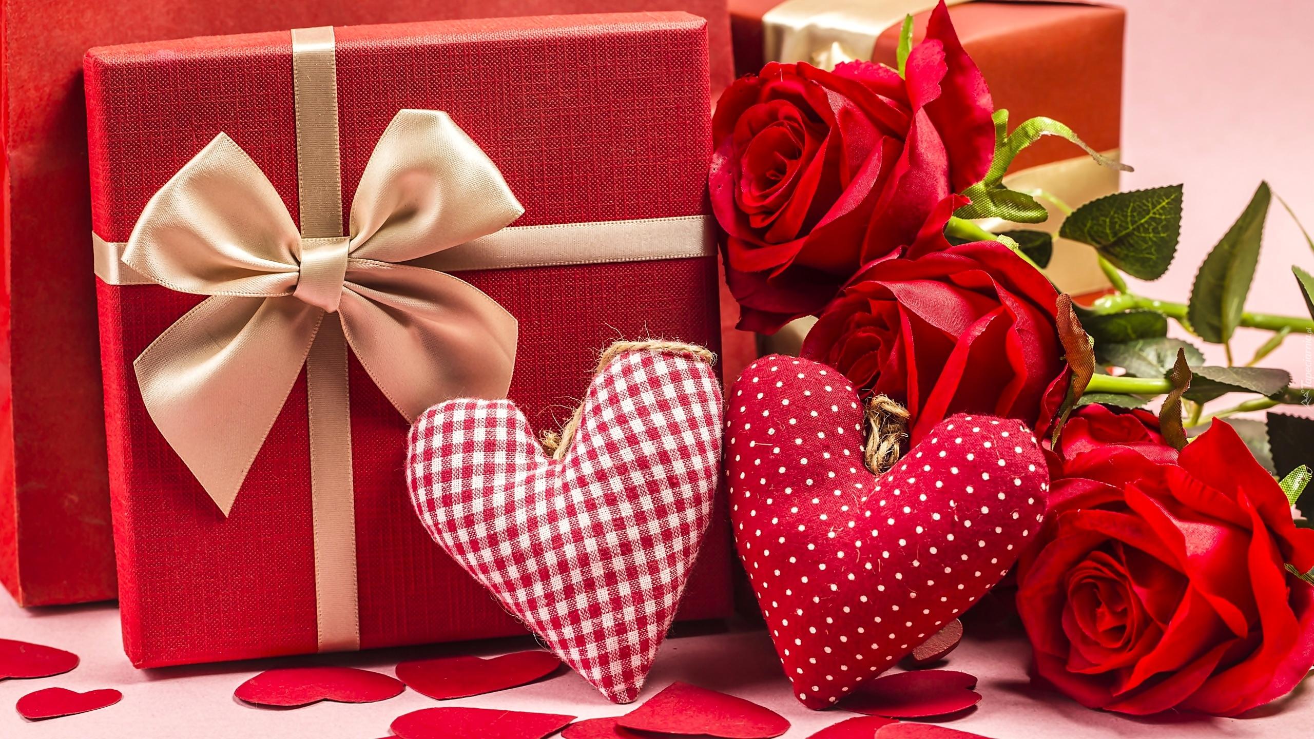 День всех влюбленных. Подарки на день святого 18