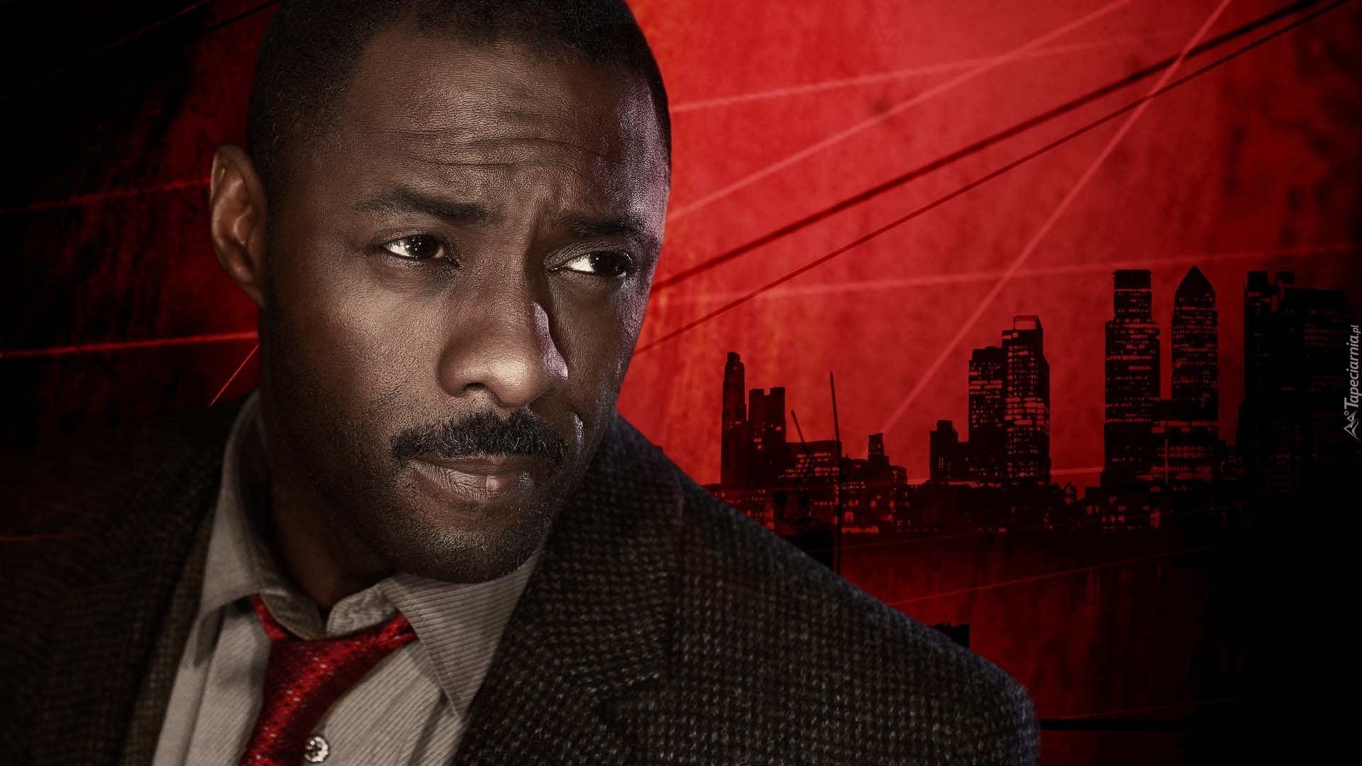 Idris Elba brytyjski aktor