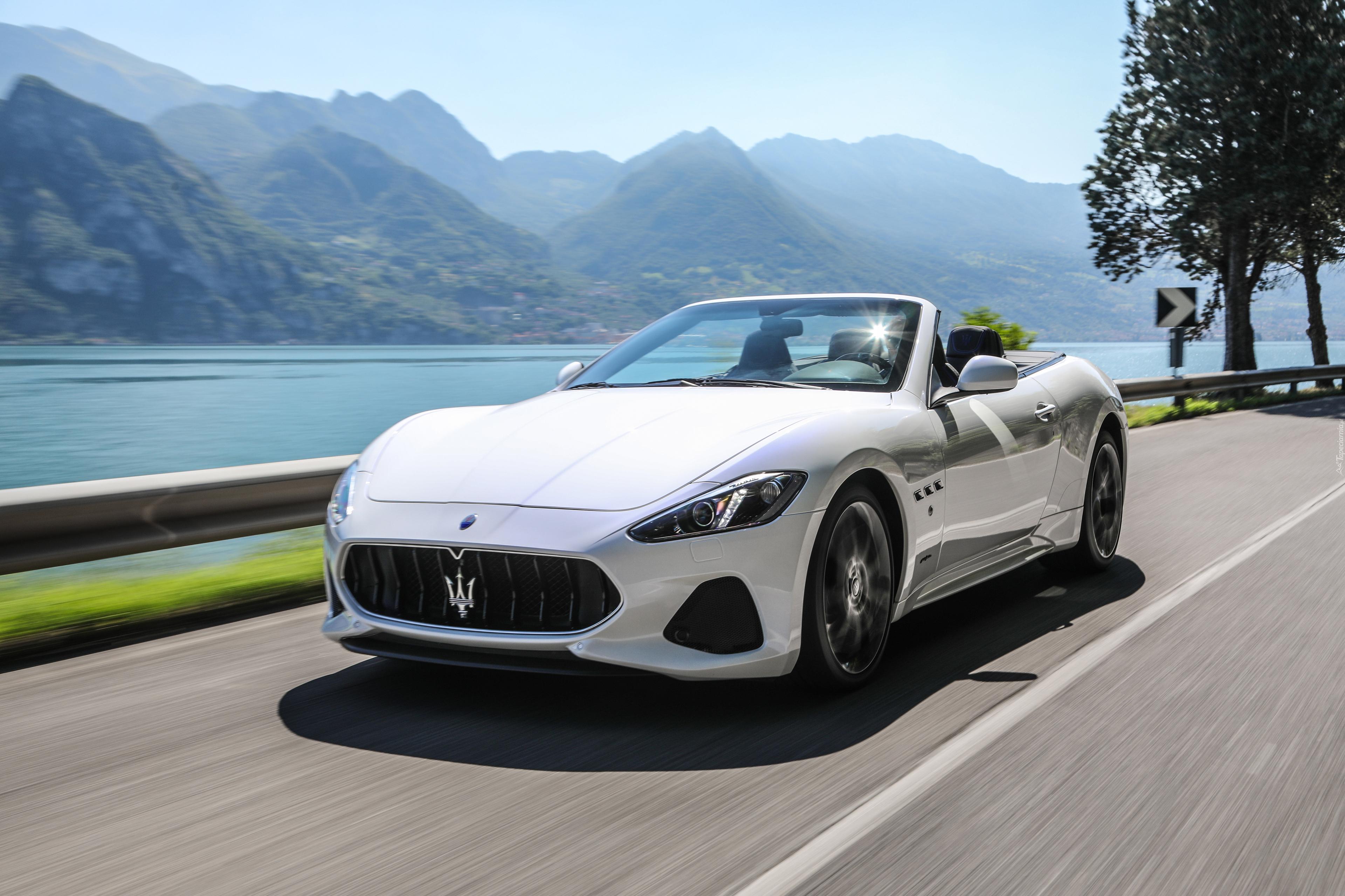 Maserati Granturismo Convertible Rocznik 2018