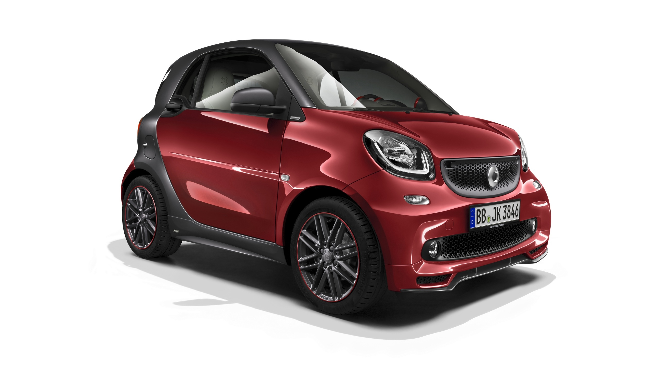 smart brabus fortwo tailor made coupe c453 2014. Black Bedroom Furniture Sets. Home Design Ideas