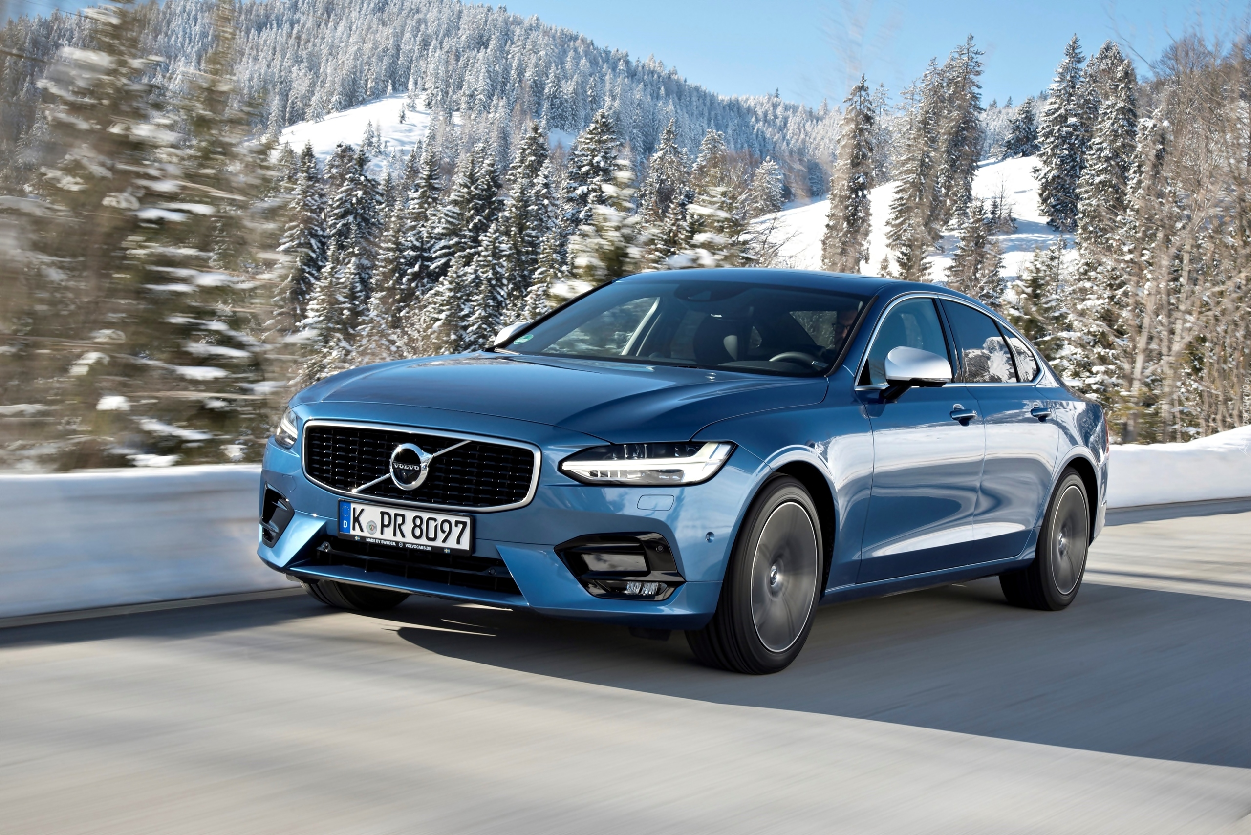Volvo S90 T5 R Design Sedan Rocznik 2016 HD Wallpapers Download free images and photos [musssic.tk]