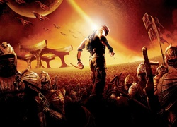 Film, Chronicles Of Riddick, Vin Diesel