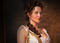 Spartacus, Lucretia, Lucy Lawless