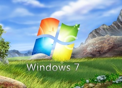 Windows, Seven, Krajobraz