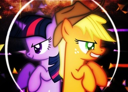 My Little Pony, Twilight Sparkle, Applejack